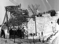 Suicide Six Poma Lift Credit: New England Ski Museum