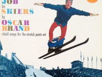 Oscar Brand's 1961 collection of ribald ski songs are still funny today.