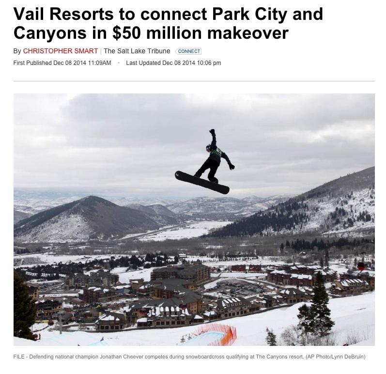 Dec 9 Story From the Salt Lake Tribune