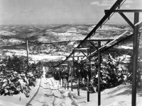 The Original Lift at Mt. Snow. Credit: Mt. Snow