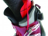 No more wrestling with boots. Ski Boot Horn makes a BIG difference. Credit: Ski Boot Horn