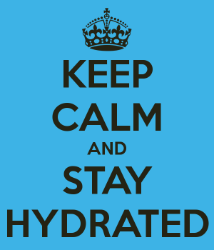 Dehydration is pretty common and may be the reason for low energy.