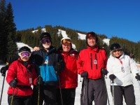 Eldora's Front Range Gang is another model senior-focused program.  Other ski areas: Are you paying attention? Credit: Eldora Resort