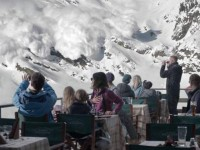 An avalanche triggers a family crisis. Credit: Ruben Ostland