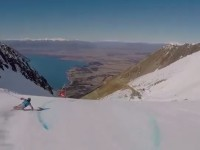 Ted Ligety Flying Down Ohau In En-Zed