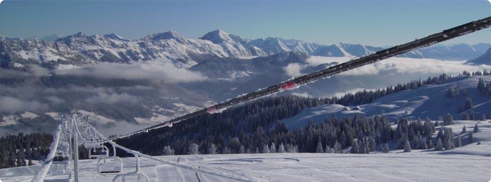 Station de ski du Semnoz offers hourly ski tickets. Huh?