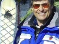 Veteran Instructor and SeniorsSkiing.com Advisory Board Member Seth Masia re-teaches seniors to ski at Vail.