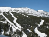 Lost Trail/Powder Mountain Ski Area, Sula, MT