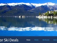 Michael Warner has launched a new ski deal site for seniors focusing  on the Tahoe area. Credit: Tahoe Senior Ski Deal