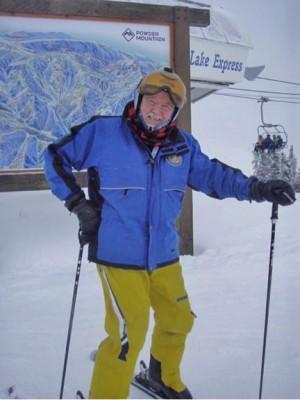 SeniorsSkiing.com Resort Reviewer Jan Brunvand has found lots of value at Powder Mountain. Credit: Jan Brunvard