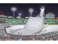 Move over, Big Papi, Big Air is coming to Fenway. Spectators can oo-ha on Feb 12-13.