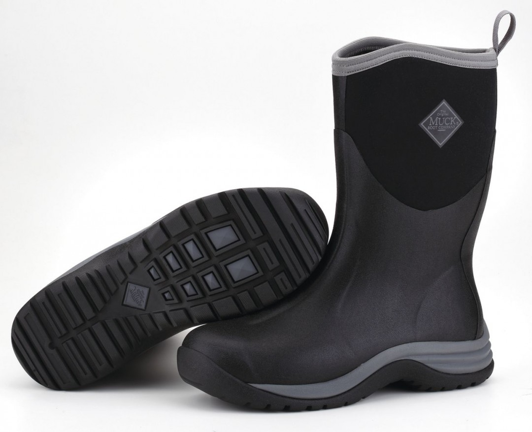 Muck Boots: The Toyota 4-Runner Of Footwear - SeniorsSkiing.com