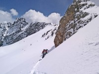 Backcountry can be a destination for seniors, especially with new equipment. Credit: Paul Foy