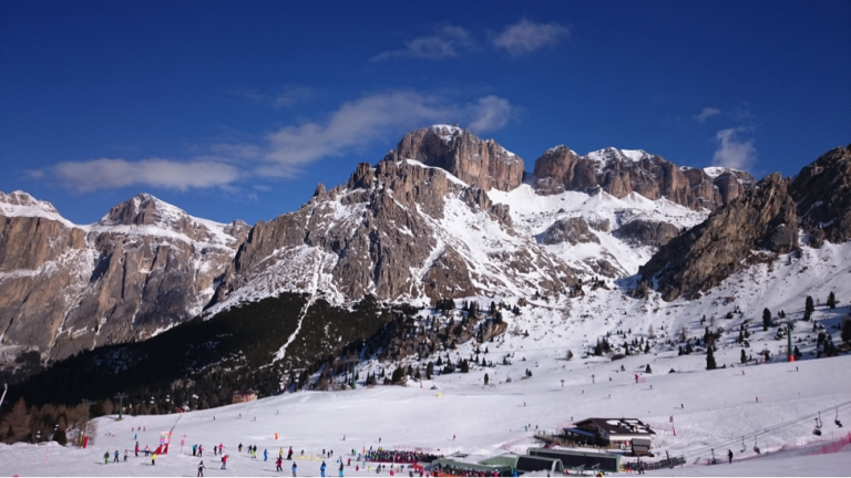 SeniorsSkiing Guide Dolomiti Superski