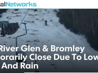 Mad River and Bromley Snow Report: Ain't Pretty