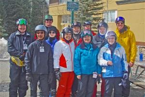 Road Scholars from Alaska, New York, North Carolina, Utah and Vancouver. Credit: Jan Harold Brunvand