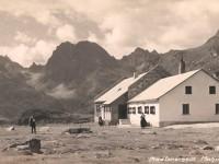 Madlern Haus in the Austrian Alps, circa 1930s