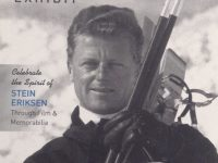 The Alf Engen Ski Museum in Park City opened the Stein Eriksen exhibit this month. Credit: Harriet Wallis