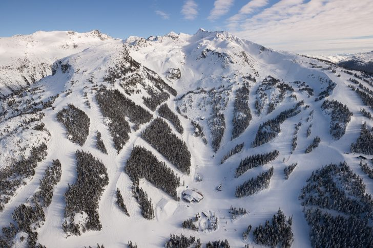 Vail Purchases Whistler Blackcomb