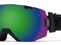 Googles, once an after-thought, have embraced high technology as well high style. Credit: Smith Goggles