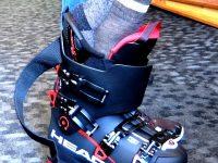 Head's Easy On boot. Credit: Harriet Wallis