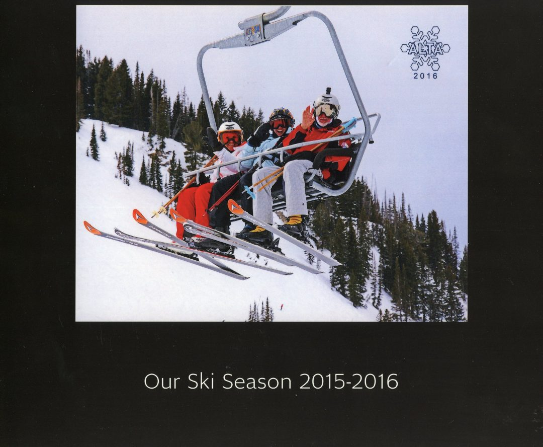 Cover of Jan Brunvand's 2015-16 Season Album