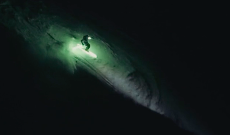 Moonline: Night Skiing In a Whole New Light!