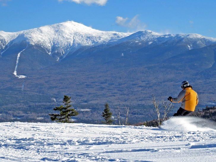 SeniorsSkiing Guide: Easy Going At Bretton Woods