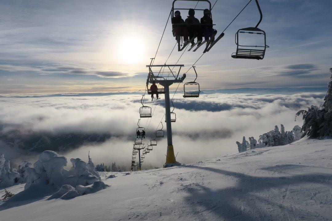SeniorsSkiing Guide: Sun Peaks, BC, Senior-Easy Big Mountain
