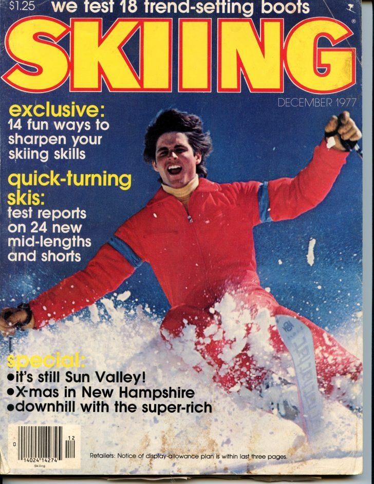 SKIING Magazine Folds: Goodbye, Old Friend  - SeniorsSkiing com