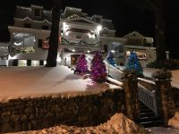 Mirror Lake Inn, Lake Placid, has been recognized  Credit: Joan Wallen