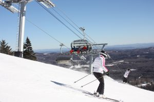 Private Ski Area: A Warm Visit to the Hermitage Club on a Frigid Day