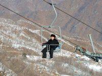 Baby-Faced Leader Builds Baby Resort in Hills of North Korea