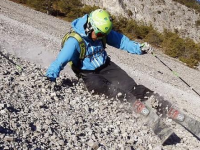 Scree Skiing in Haiming, Austria