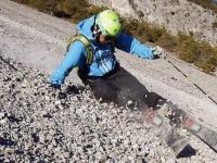 Scree Skiing in Haiming, Austria