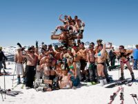 Mammoth revels on the Fourth of July. Credit: Mammoth Mountain