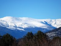 Mount Washington from Intervale, NH Credit: Peabody & Smith