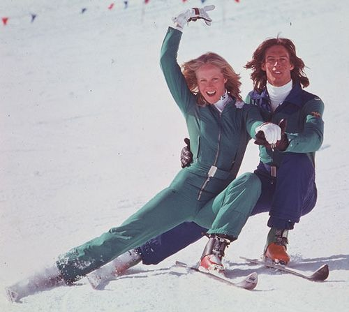 Dancing With Skis