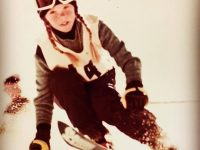 Mystery Glimpse: Who's This Famous Ski Racer?