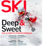 SKI and SKIING HISTORY Magazines Available Free to SeniorsSkiing.com Subscribers