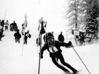 Billy Kidd, first American to medal in Alpine skiing, has lived in SBS since 1970. Here he is at 20. Credit: TOP