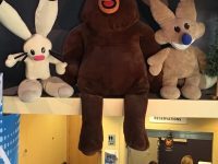Mystery Glimpse: Stuffed Animals Are…What?