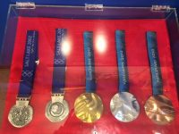 Medals. Whose?