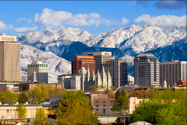 Salt Lake City: Ideal Base for Skiing the Wasatch