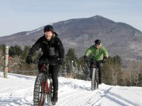 On the Kingdom Trails in Lyndonville, VT. Credit: Herb Swanson