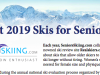 Now Available: List of Best 2019 Skis For Seniors