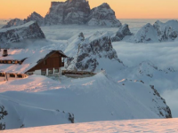 The Italian Dolomites: Skiing Perfection