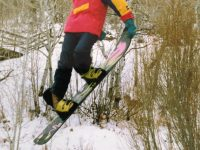 Mystery Glimpse: Woman Snow Boarder Winner