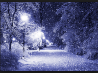 Snow In Literature: An Old Man's Winter Night