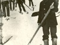 Mystery Glimpse: Ski Legend Of The Rockies